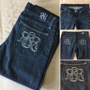 Rock & Republic Lowrise Bootcut Kasandra Jeans
